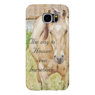 The way to Heaven Samsung Galaxy S6 Case