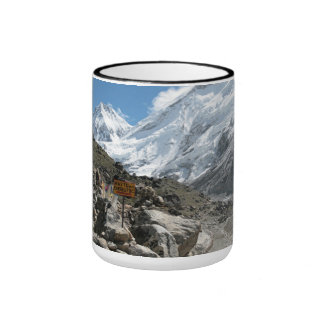 The way to Mount Everest Mug