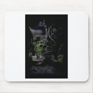 the way to wonderland mouse pad