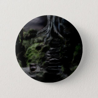 the way to wonderland pinback button