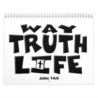 The Way, Truth, Life Calendar