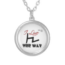 The Way (Tsade) Silver Plated Necklace