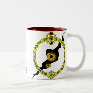 The Ways are Opened Two-Tone Coffee Mug
