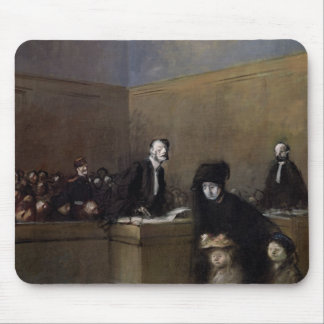 The Weak and the Oppressed, c.1910 Mouse Pad