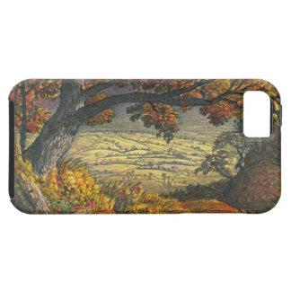 The Weald of Kent, c.1827-28 (w/c & gouache on pap iPhone SE/5/5s Case