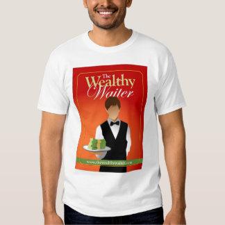The Wealthy Waiter- I am TWW Tee Shirt