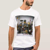 The Weapons and Armor of the Ancient Samurai Japan T-Shirt