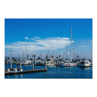 The weather is good, let's sail away photo print