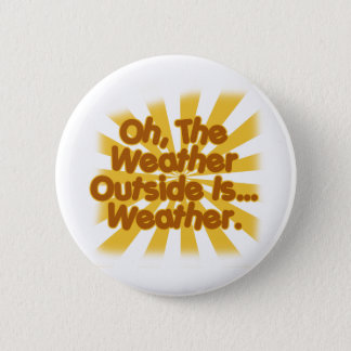 The Weather outside is Weather. Button