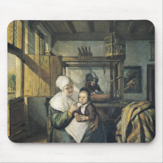 The Weaver's Workshop Mouse Pad