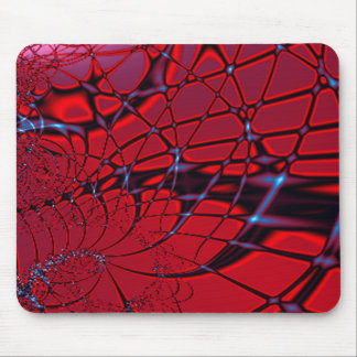 The Web Mouse Pad