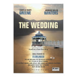 The Wedding 5x7 Paper Invitation Card