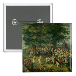 The Wedding Banquet 2 Inch Square Button