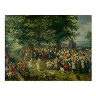 The Wedding Banquet Postcard