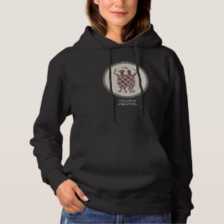 The Wedding Blanket, Mimbres Pottery Design Hoodie