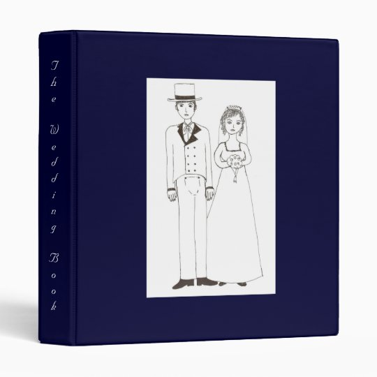 The Wedding Book Binder
