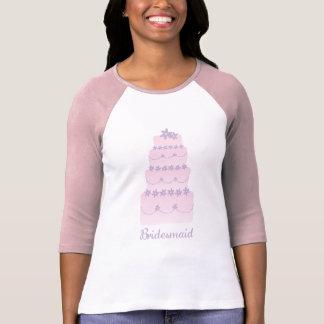 The Wedding Cake Bridesmaid T-Shirt