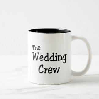 The Wedding Crew Mug