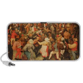 The Wedding Dance - 1566 Portable Speaker