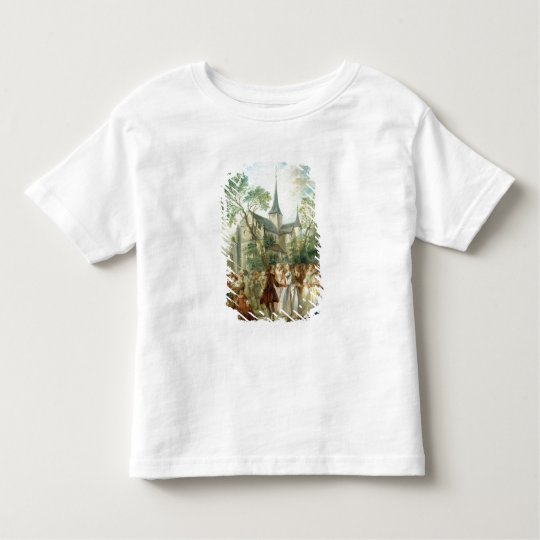 The Wedding Dance Toddler T-shirt
