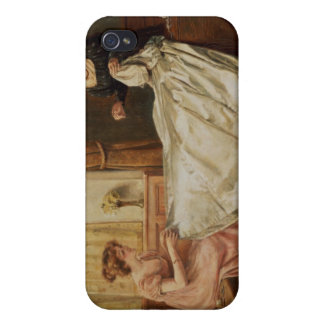 The Wedding Dress iPhone 4/4S Cover