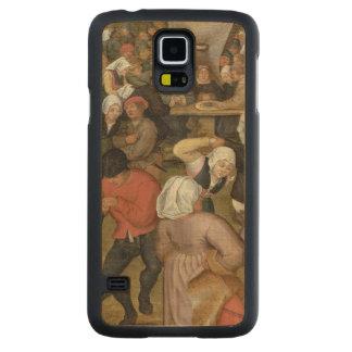 The Wedding Feast Carved® Maple Galaxy S5 Slim Case