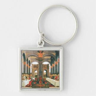 The Wedding Feast Keychain