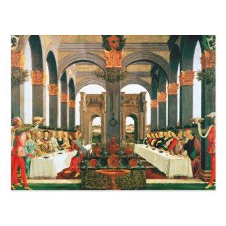 The Wedding Feast Postcard