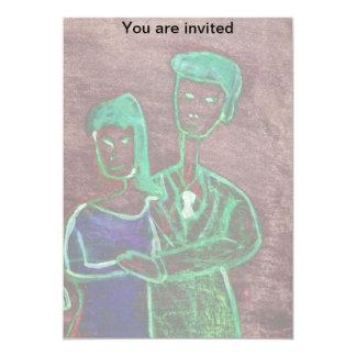 (The wedding Invitation) Card