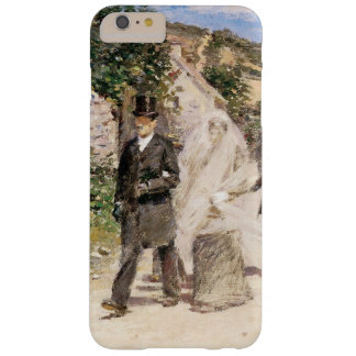 The Wedding March by Robinson, Vintage Newlyweds Barely There iPhone 6 Plus Case
