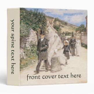 The Wedding March by Robinson, Vintage Newlyweds Binder