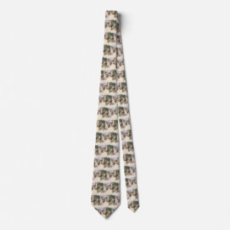 The Wedding March by Robinson, Vintage Newlyweds Tie