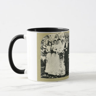 The Wedding March - Vintage Stereoview Mug