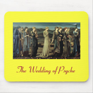 The Wedding of Psyche Mouse Pad
