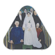 The wedding party, c.1905 bluetooth speaker