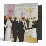 The Wedding Reception, c.1900 Binder