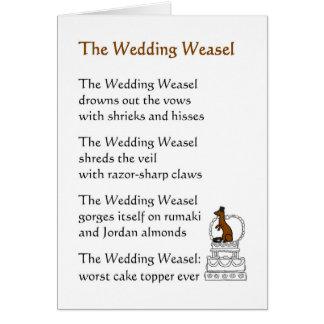 Wedding Poem Greeting Cards