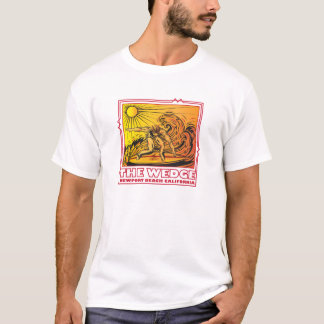 THE WEDGE CALIFORNIA SURFING T-Shirt