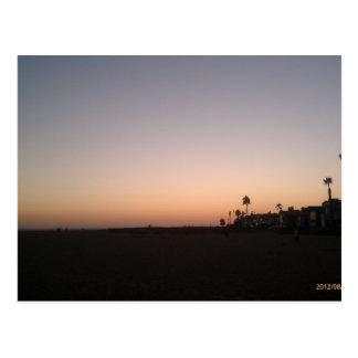 The Wedge Newport Beach California Postcard