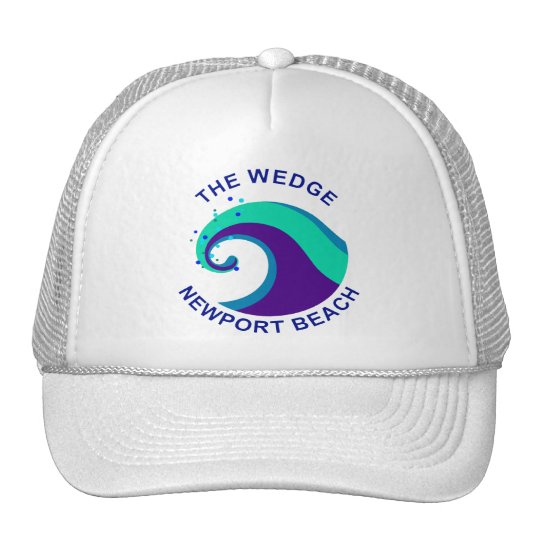 The Wedge, Newport Beach Trucker Hat
