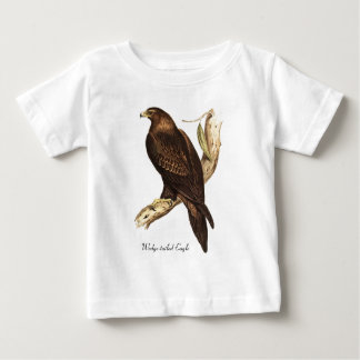 The Wedge Tailed Eagle. A Magnificent Bird of Prey Baby T-Shirt