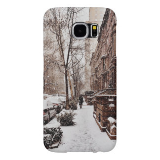 The Week After Christmas On The Upper West Side Samsung Galaxy S6 Case