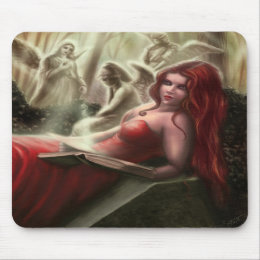 The Weeping Angels Mousepad