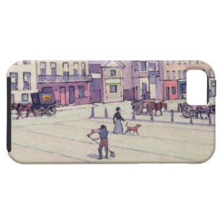 The Weigh House, Cumberland Market, c.1914 (oil on iPhone SE/5/5s Case