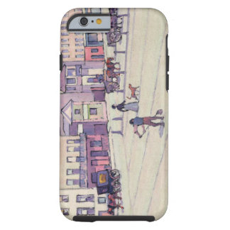 The Weigh House, Cumberland Market, c.1914 (oil on iPhone 6 Case