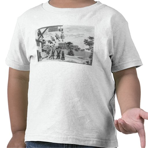 The Weighing House Tshirt