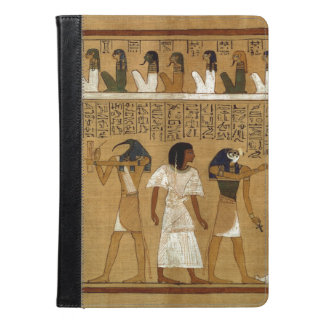 The Weighing of the Heart against Maat's Feather iPad Air Case