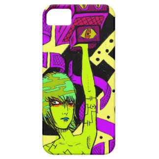 The Weight of Infinity color iPhone 5 Cover