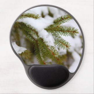 The Weight Of Winter Gel Mouse Pad