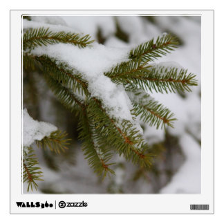 The Weight Of Winter Room Stickers